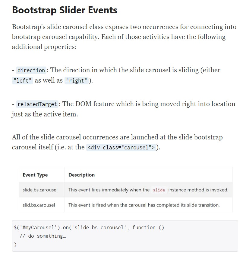 Bootstrap Slider Set Value