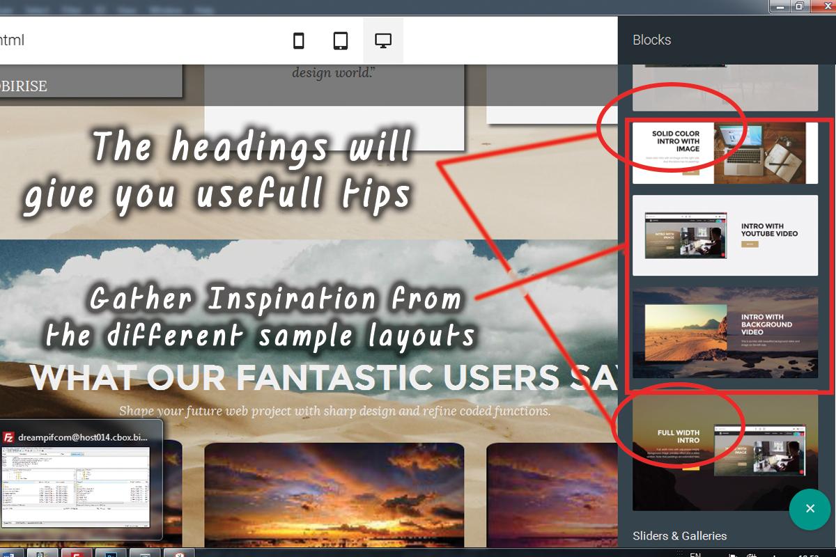 Best Free Website Generator Software