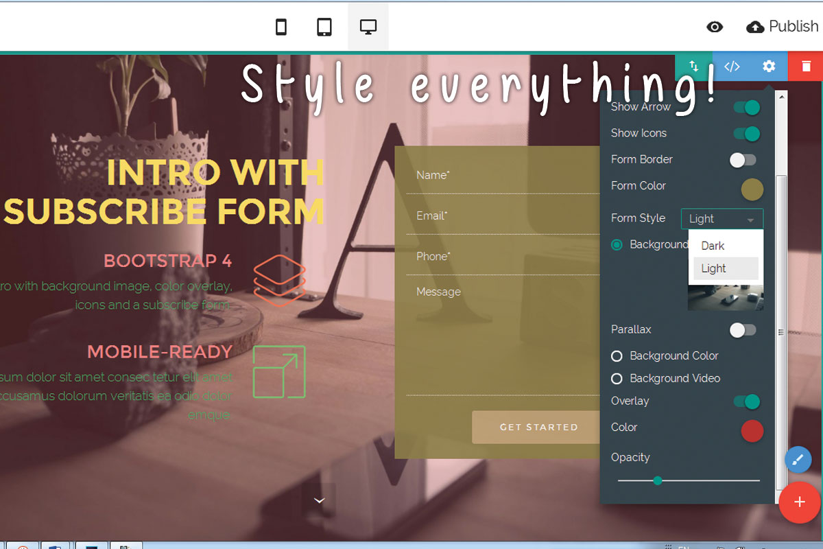 Best Responsive Site Maker Review
