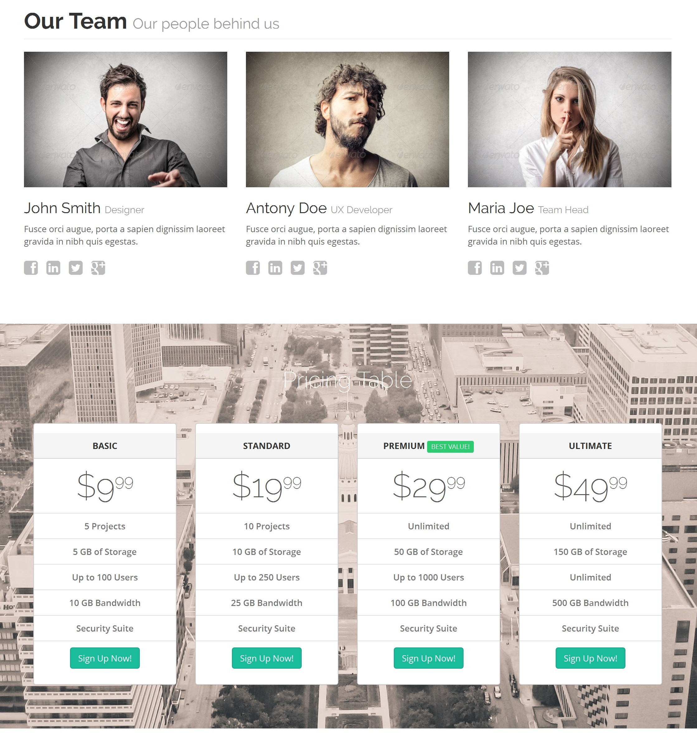 HTML5 Bootstrap News Theme