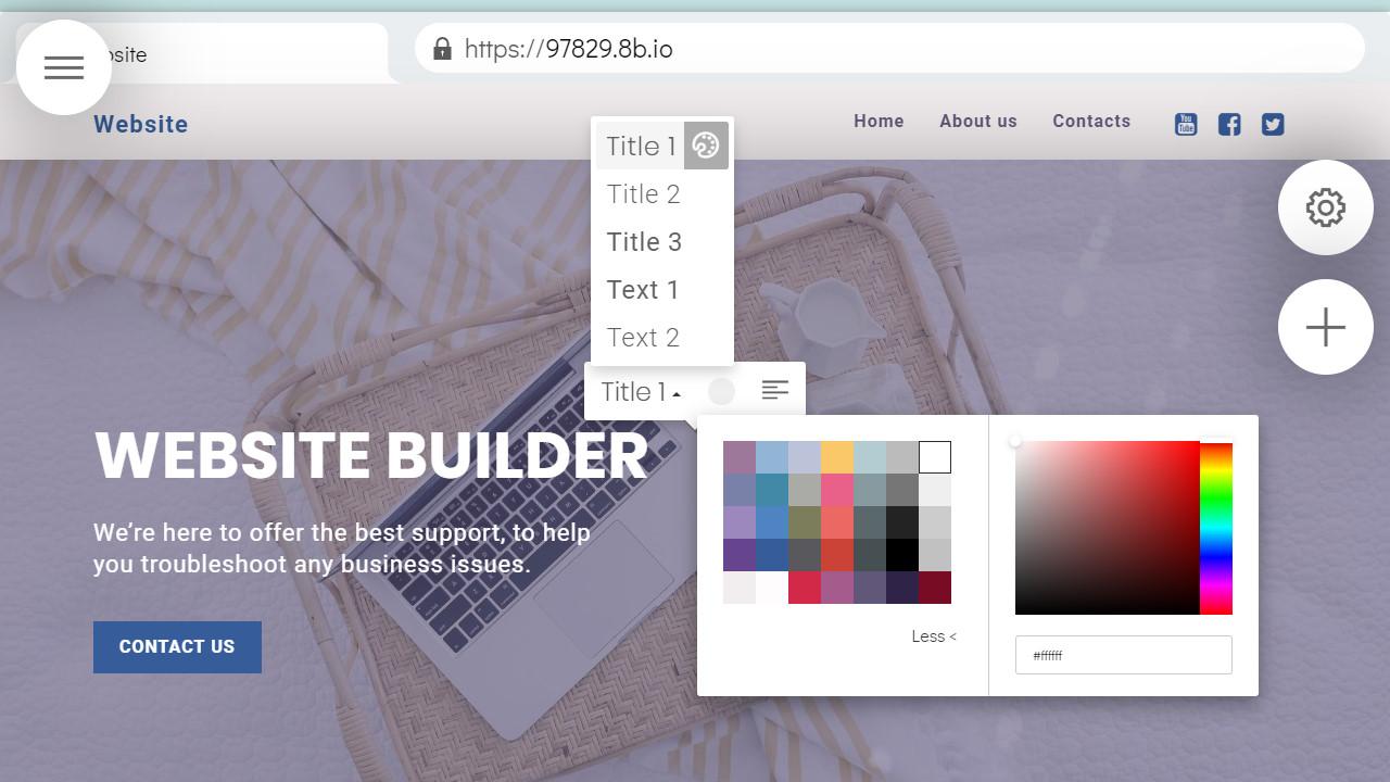 Web Page Design Programs